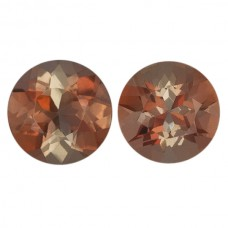 Round Genuine Andalusite Single Stone(s)