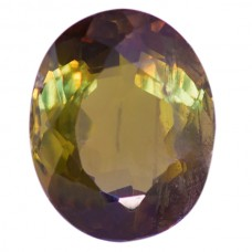 Oval Genuine Andalusite Single Stone(s)