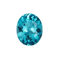 Oval Genuine Apatite Single Stone(s)