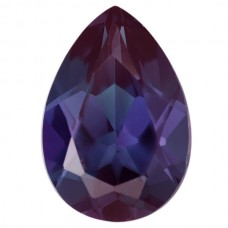 Pear Lab Created Alexandrite