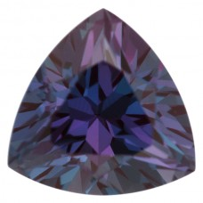 Trilliant Lab Created Alexandrite