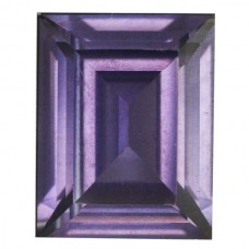 Cushion Simulated Alexandrite