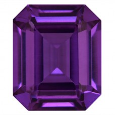 Octagon Simulated Alexandrite