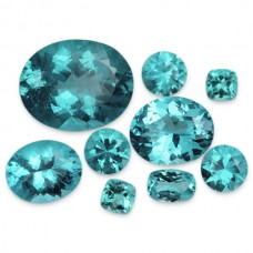 Apatite Genuine Faceted