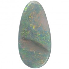 Freeform Genuine Black Opal Single Stone(s)