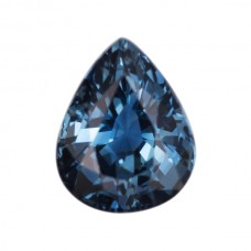 Pear Genuine Blue Sapphire Single Stone(s)