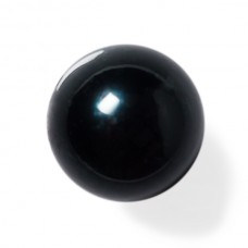 1/2 Drilled Black Cultured Pearl