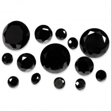 Black Diamond Genuine Faceted