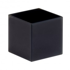 Cube Genuine Black Onyx