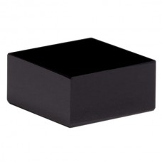 Square Genuine Black Onyx