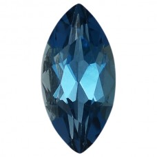 Marquise Genuine Blue Topaz