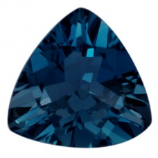 Trilliant Genuine Blue Topaz