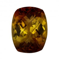 Antique Genuine Yellow Tourmaline Single Stone(s)