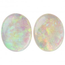 Oval Genuine Opal Single Stone(s)