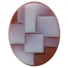 Oval Genuine Stone Cameo