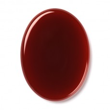 Oval Genuine Buff Top Carnelian