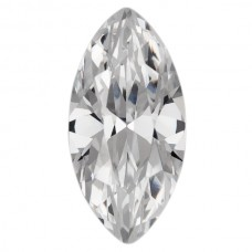 Marquise Lab Created Cubic Zirconia