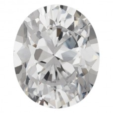 Oval Lab Created Cubic Zirconia