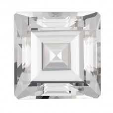 Square Lab Created Cubic Zirconia