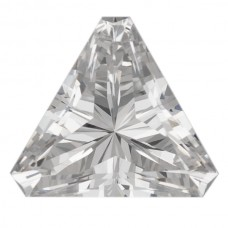 Triangle Lab Created Cubic Zirconia