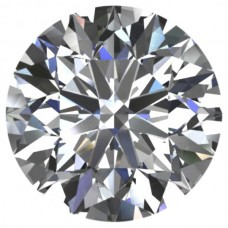 Round Genuine Diamond