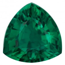 Trilliant Lab Created Emerald