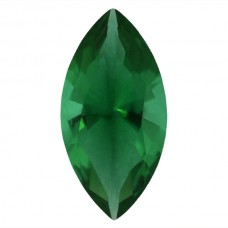 Marquise Simulated Emerald Ferrer