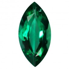 Marquise Genuine Emerald