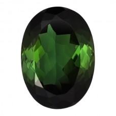 Oval Genuine Green Tourmaline Single Stone(s)