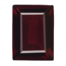 Cushion Genuine Garnet