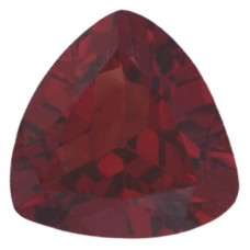 Trilliant Genuine Garnet