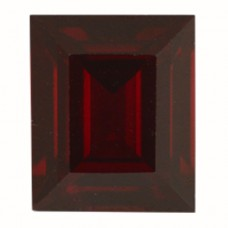 Cushion Synthetic/Simulated Garnet
