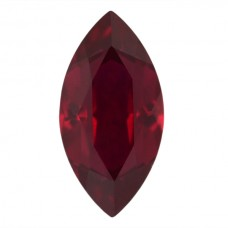 Marquise Simulated Garnet