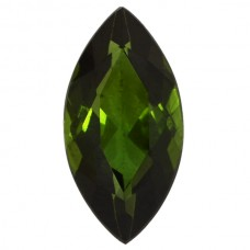 Marquise Genuine Green Tourmaline