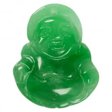 Carved Genuine B Jade Buddha 1