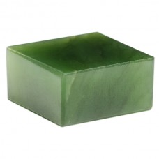 Square Genuine Jade