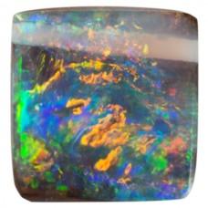 Square Genuine Boulder Opal Single Stone(s)