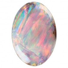 Oval Genuine Boulder Opal Single Stone(s)