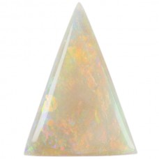 Triangle Genuine Opal Single Stone(s)