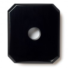 Octagon Genuine Buff Top Drilled Black Onyx