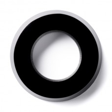 Round Genuine Buff Top Misc Drilled Black Onyx