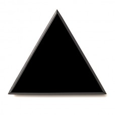 Triangle Genuine Buff Top Black Onyx