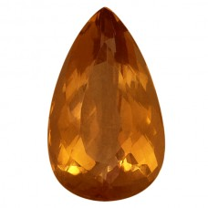 Pear Genuine Precious Topaz Single Stone(s)