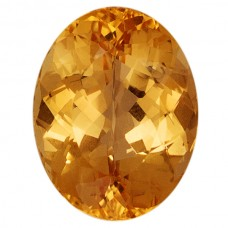 Oval Genuine Precious Topaz Single Stone(s)
