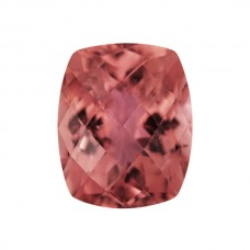 Antique Genuine Pink Tourmaline Single Stone