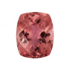 Antique Genuine Pink Tourmaline Single Stone