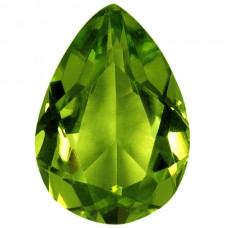 Pear Genuine Peridot
