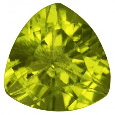 Trilliant Genuine Peridot