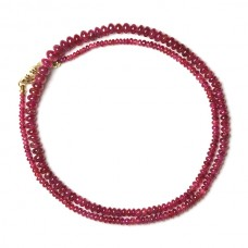 Genuine Ruby Strand