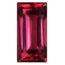 Baguette Genuine Ruby
